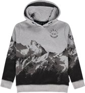 Tumble 'n Dry Jongens Sweater Olov - Light Grey Melange - Maat 116