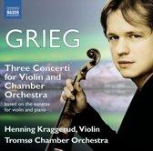 Grieg: Concerti For Violin