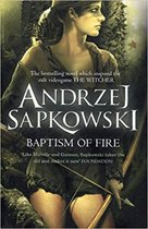 Boek cover Baptism of Fire van Andrzej Sapkowski (Paperback)