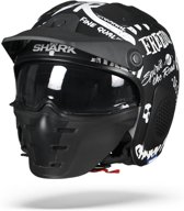 Shark X-DRAK FREESTYLE CUP Jethelm - Motorhelm - Maat XXL