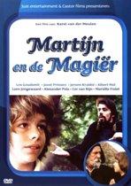 DVD cover van Martijn En De Magiër