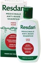 Resdan Anti-roos Forte Kuur - 125 ml - Shampoo