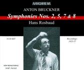 Bruckner: Symphonies 2, 5, 7 & 8 (R