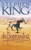 Boek cover De beproeving van Stephen King (Onbekend)