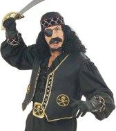 Piraten jas voor volwassenen - Verkleedkleding