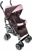 Buggy Baninni Luca 5 standen Brown-Pink