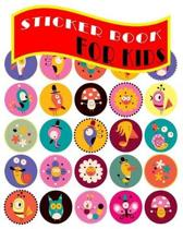 Sticker Books for Kids