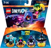 LEGO Dimensions - Team Pack - Teen Titans Go! (Multiplatform)