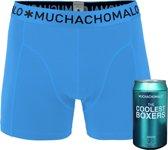 Muchachomalo - Heren Boxershorts Blauw - XXL