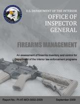Firearms Management