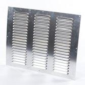 Gavo Schoepenrooster aluminium 50 x 40cm (Prijs per stuk)