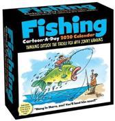 Fishing Cartoon-A-Day 2020 Calendar