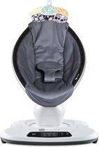 mamaRoo 4 cool mesh schommelstoel met speelboog