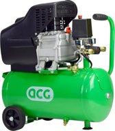 ACG Lucht compressor ACG24/10-BASIC | 24L |10 bar |  257L/min