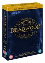 Deadwood - The Complete Series: Seizoen 1 t/m 3 (Import)