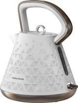 Morphy Richards Retro Prism 108102EE - Waterkoker - Wit