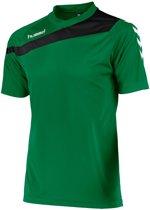 Hummel Elite Voetbal T-shirt - Voetbalshirts  - groen - L