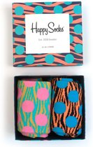 Happy Socks Special Tiger Dot Giftbox - Maat 41-46