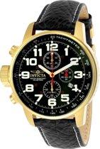 Invicta - I-Force - 3330 - Polshorloge - Zwart