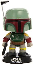 Funko Pop! Star Wars Bobble: Boba Fett - Verzamelfiguur