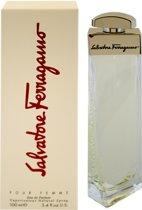 Salvatore Ferragamo Eau De Parfum Pour Femme 100 ml - Voor Vrouwen