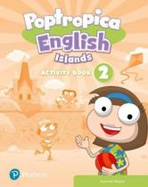 Poptropica English Islands Level 2 Activity Book