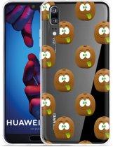 Huawei P20 Hoesje Crazy Kiwi