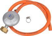 vidaXL - Barbecues Gas regulator met slang 40645