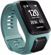 TomTom Spark 3 Cardio GPS Fitnesshorloge - Blauw - Small