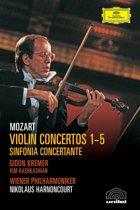 Violin Concertos 1-5; Sinfonia Concertante