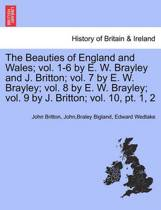 The Beauties of England and Wales. Vol. XII, Part II