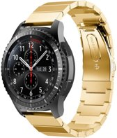 Samsung Gear S3 Classic / S3 Frontier Metalen armband Chain - Gold