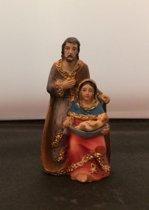 Kersstal Jozef, Maria en Kindeke Jezus
