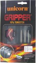 Unicorn Gripper 90% 2 24 gram Steeltip Dartpijlen