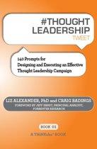 #THOUGHT LEADERSHIP tweet Book01