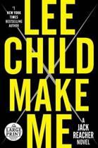 Boekomslag van 'Make Me'