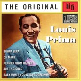 The Original Louis Prima - incl. Buona Sera, Oh Marie, Angelina, Gigolo...