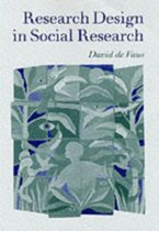 Research Design in Social Research