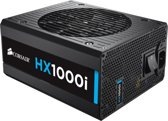 Corsair HX1000i 1000W ATX Zwart power supply unit