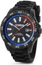 Yamaha Collection by TW Steel -  Polshorloge  - 45 mm -  Carbon - Zwart