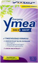 Ymea Overgang Dag & Nacht - 64 capsules - Voedingssupplement