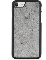 iPhone 7/8 Silver stone - Slim cover