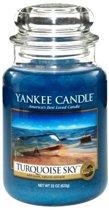 Yankee Candle Turquoise Sky - Large Jar