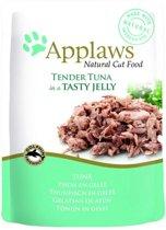 Applaws cat jelly tuna wholemeat kattenvoer 70 gr