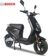 IVA E-GO S4 Elektrische Scooter Zwart 45 km/h