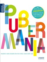 Omslag van 'Pubermania'