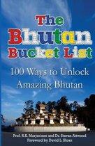 The Bhutan Bucket List