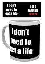 Gaming - Get a Life Mug