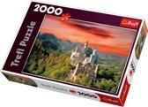 Kasteel Neuschwanstein, 2000 stukjes Puzzel