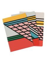 Peter Judson Cahier 3 Pack - Lined/Plain/Dot Grid - Medium